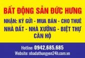 Bán đất thị trấn Như Quỳnh, 70m, giá 400tr. ô tô 7 đỗ cửa. sđcc